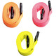 Swimrunners Guidance Cord Pull Belt 3 pack 2m Neon Yellow/Neon Orange/Pink